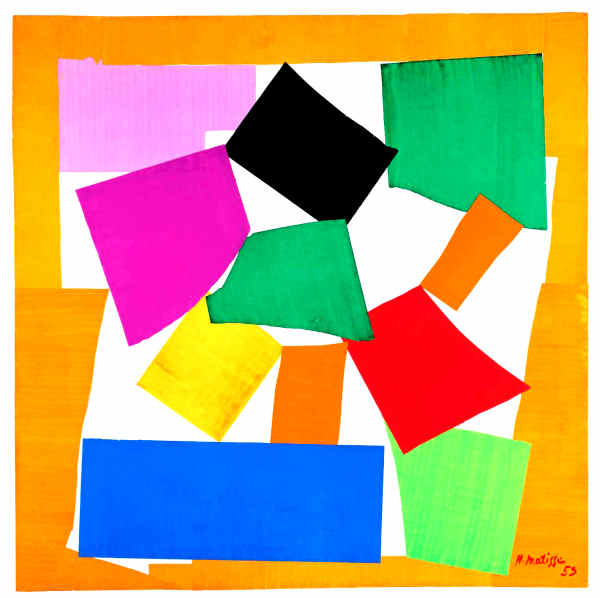 Colour Matisse