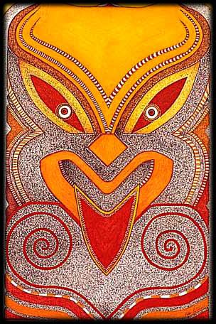 Huna Art Poster Online